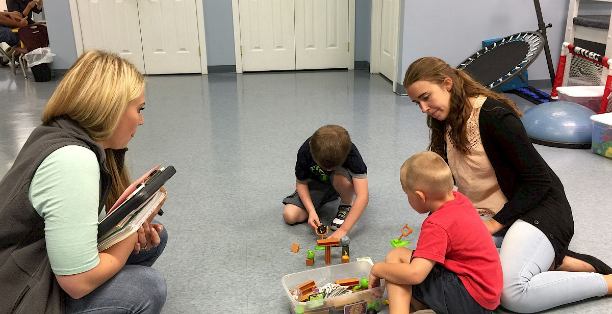 Child Focused Therapy Evaluation